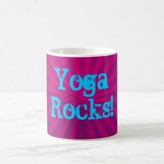 Yoga Rocks! - Yoga Coffee Mugs