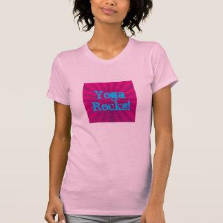 Yoga Rocks! - Yoga Tee Shirts