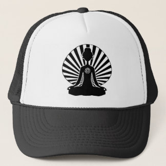 YOGA shape Trucker Hat