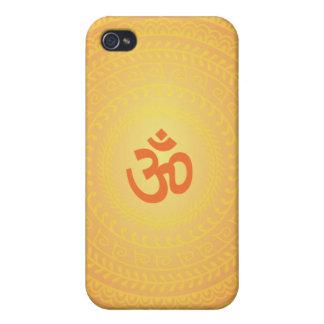Yoga Shirt Om Buddhist Mandela iphone case Case For iPhone 4