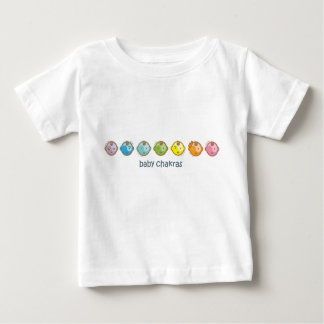 Yoga Speak Baby : All Baby Chakras Infant T-shirt