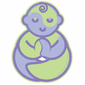 Yoga Speak Baby : Lil' Baby PIn Cutout