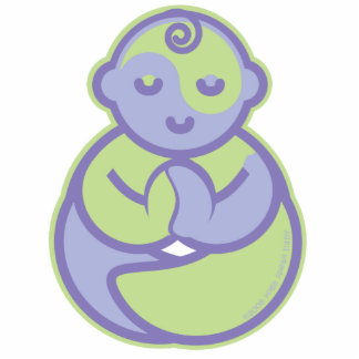Yoga Speak Baby : Lil' Baby PIn Cut Outs
