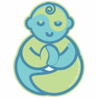 Yoga Speak Baby : Lil' Yogi Pin Cutout