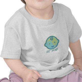 Yoga Speak Baby : Lil' Yogi T Shirt