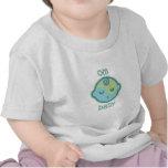 Yoga Speak Baby : Om Baby Shirts