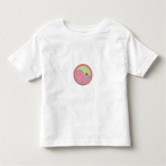 Yoga Speak Baby : Paislet Yin-Yang Toddler T-shirt