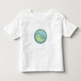 Yoga Speak Baby : Paisley Yin-Yang Toddler T-shirt