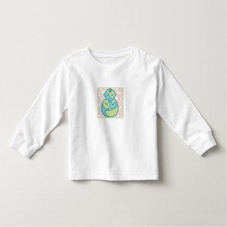 Yoga Speak Baby : Paisley Yoga Baby Toddler T-shirt