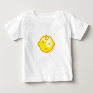 Yoga Speak Baby : Yellow Strong Baby Chakra Baby T-Shirt