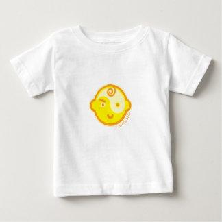 Yoga Speak Baby : Yellow Strong Baby Chakra Shirt
