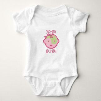 Yoga Speak Baby : Yo-Ga Gu-Gu Baby Bodysuit