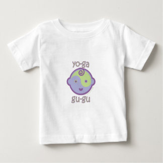 Yoga Speak Baby : Yo-Ga Gu Gu Baby T-Shirt