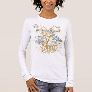 Yoga Speak : Be Enlightened! Long Sleeve T-Shirt