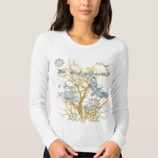 Yoga Speak : Be Enlightened! T-shirts