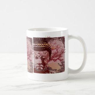 Yoga Speak : Buddha Tree Graphic Coffee Mug