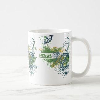Yoga Speak : Green Love Chakra Classic White Coffee Mug