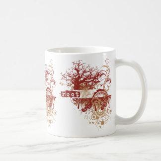 Yoga Speak : Red Root Chakra Coffee Mug