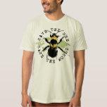 Yoga Speak : Save The Bee ... Save The World! Tee Shirts