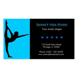 Yoga Studio Business Cards