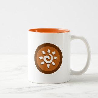 Yoga 'Sun' Mug