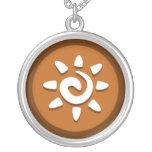 Yoga 'Sun' Necklace