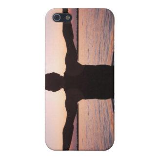 Yoga Sun Salutation iPhone Case