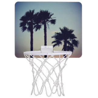 Yoga Sunset Mini Basketball Hoop