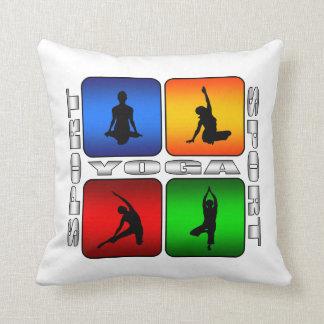 Yoga Super Nice Sport Design Throw Pillow