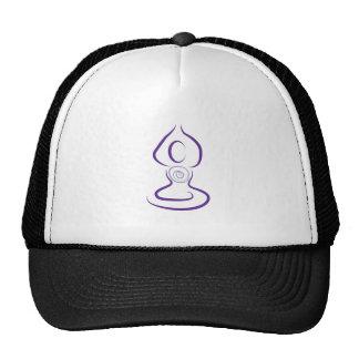 Yoga Symbol Trucker Hat