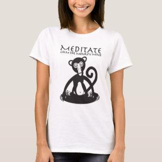 Yoga T-shirt Meditate