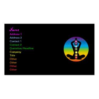 Yoga Tarjetas De Visita