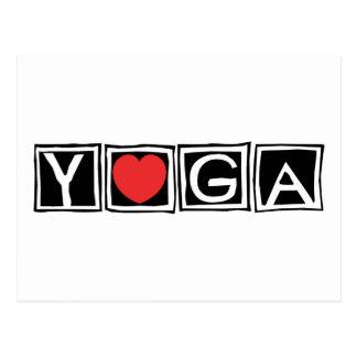 Yoga Tarjetas Postales
