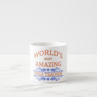 Yoga Teacher Espresso Cup