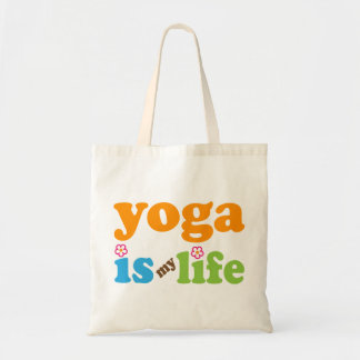 Yoga Teacher Gift Girls Tote Bag