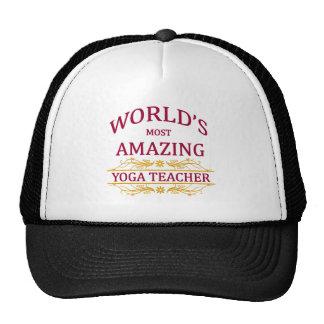 Yoga Teacher Trucker Hat