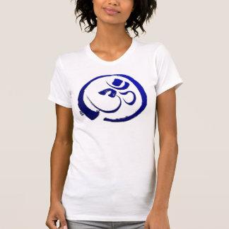 Yoga-Tee Om Aum spritual sound T-shirt