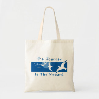 Yoga - The Journey Is The Reward Tote Bag