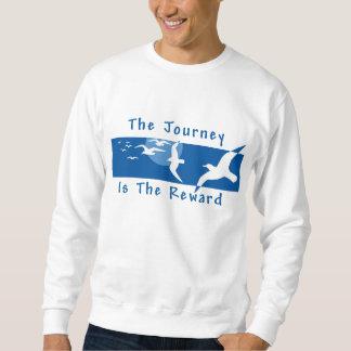 Yoga - The Journey Is The Reward Sweatshirt