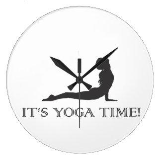 Yoga Time Clock
