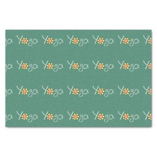 Yoga Tissue Paper