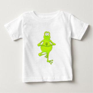 Yoga Tree Frog T-shirt