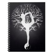 Yoga Tree Notebook (<em>$13.70</em>)