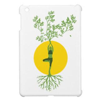 Yoga Tree of Life Fitness and Spirituality iPad Mini Covers