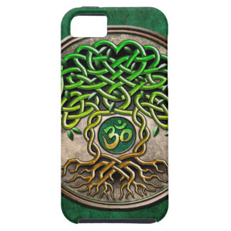 Yoga Tree of Life iPhone 5 Covers