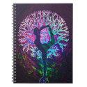 Yoga Tree Peace Rainbow Notebook (<em>$13.70</em>)