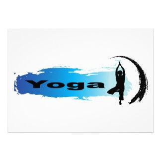 Yoga única invitación