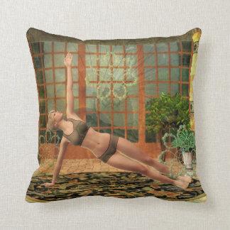 Yoga - Vasisthasana Pillow