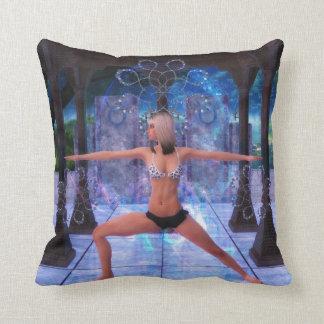 Yoga - Virabhadrasana Pillow
