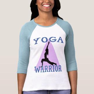 Yoga Warrior Tee Shirts